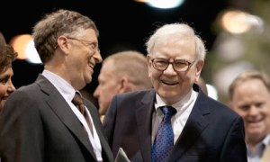 Warren Buffett, Bill Gates