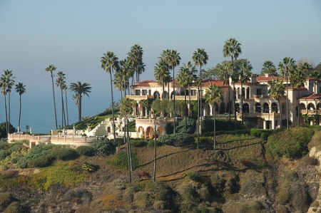 CALIFORNIA MANSION SOUTH OF DEL MAR, CA