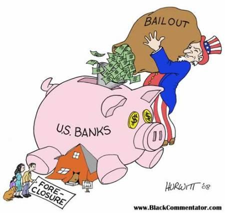 bankstertheftscartoon