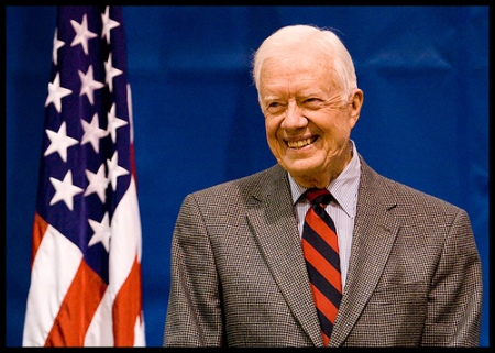 JIMMY CARTER (2007)