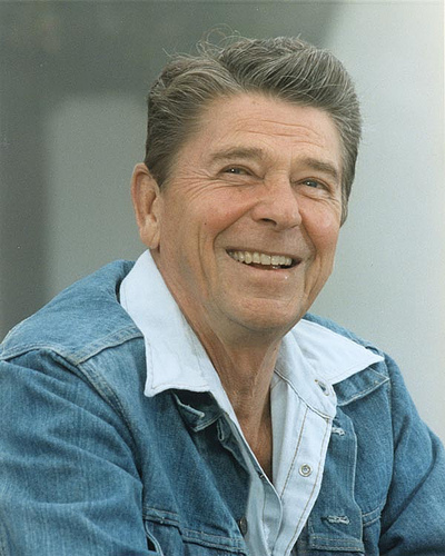 RONALD W. REAGAN